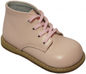 LEATHER BABY WALKING SHOES BY: CAVOO (0441501-1) PINK