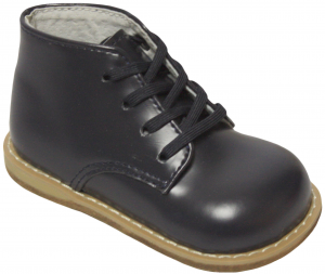 LEATHER BABY WALKING SHOES BY: CAVOO (0441501-3) NAVY