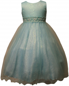 GIRLS FLOWER DRESSES (1242407) MINT