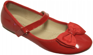 GIRLS BALLERINAS (2252508) REDPAT