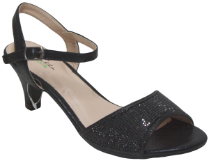 LADIES DRESSY SHOES (2272727) BLACK