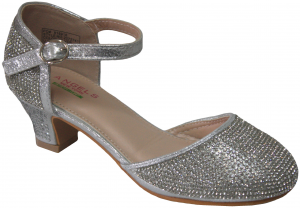 GIRLS DRESSY SHOES (2272741) SILVER