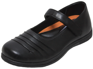 GIRLS SCHOOL SHOES (2383819) BLACK