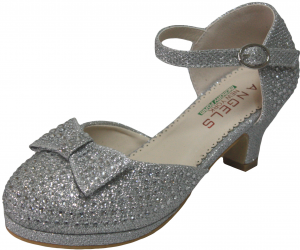 GIRLS DRESSY SHOES (2434323) SILVER