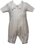 Boys Christening Jumper Suit w/o Jacket