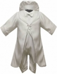 Boys Fancy Christening Suit 0212216-White