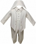Boys Jumper w/ Plain Jacket