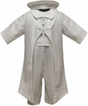 Boys Shanton Christening Suit w/ Design Jacket