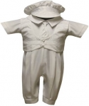 Boys Satin Jumper Suit w/ Jacket
