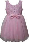 GIRLS CASUAL DRESSES (0232301) PINK