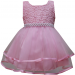 GIRLS CASUAL DRESSES (0232303) PINK