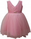 GIRLS COLOR DRESSES (0232330) PINK