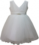 GIRLS COLOR DRESSES (0232330) WHITE