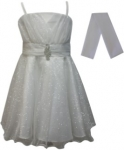 GIRLS COLOR DRESSES (0232332) IVORY