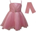 GIRLS COLOR DRESSES (0232332) PINK