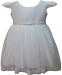 GIRLS COLOR DRESSES (0232333) WHITE