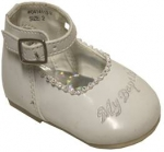 "High Top ""MyBaptism""  Shoe- Belt Buckle"