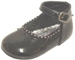 Dress Shoe w/ Embroidery & Beads