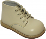 LEATHER BABY WALKING SHOES BY: CAVOO (0441501-1) BEIGE