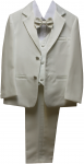 BOYS CHRISTENING TUXEDOS (IVORY)