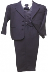 BOYS CHRISTENING TUXEDOS (NAVY) 0512234