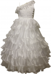Communion Dress - 0515487White