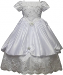 White Communion dress - 0515491White