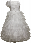 Communion Dress - 0515501White