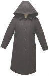 Boys Long Coat w/ Hood
