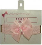Head Band w/ Organza