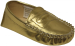 Trumfit Moccasin-Gold Metallic