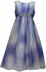 GIRLS CASUAL DRESSES (1241009) LILAC
