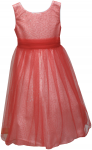 GIRLS CASUAL DRESSES (1241228) RED