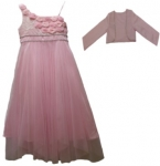 GIRLS CASUAL DRESSES (1241324916) PINK