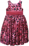 GIRLS CASUAL DRESSES (1241503019) FUSHIA