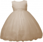 GIRLS FLOWER DRESSES (1242407) IVORY