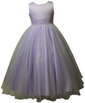 GIRLS FLOWER DRESSES (1242415) LILAC