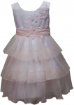 GIRLS CASUAL DRESSES (1246009) PINK