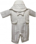Boys Christening Short Suit