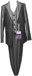BOYS 3PC SUITS (2121206) BLACK