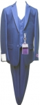 BOYS 3PC SUITS (2121206) BLUE