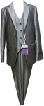 BOYS 3PC SUITS (2121206) CHARCOAL