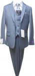 BOYS 5PC. SUIT (LIGHT BLUE) 2121207