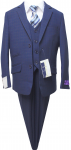 BOYS 5PC. SUIT (NAVY) 2121209