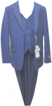 BOYS 3PC SUITS (2121212) BLUE