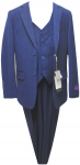 BOYS 3PC SUITS (2121212) NEW BLUE