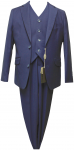 BOYS 3PC. SUIT (2131304) NEW BLUE