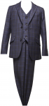 BOYS 3PC. SUIT (2131334) NAVY