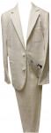 BOYS 2PC. SUIT (WHITE LINEN)