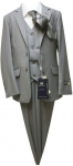 BOYS 5PC.TR SUIT (2141401) L.GRAY